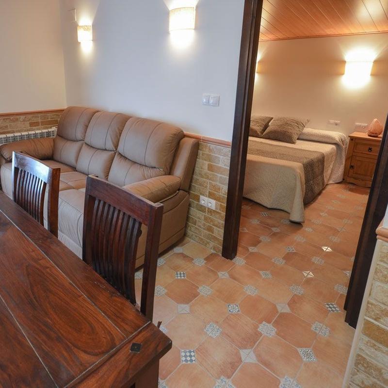 Apartamento El Picarzuelo: Alojamiento rural de El Castillo de Celia