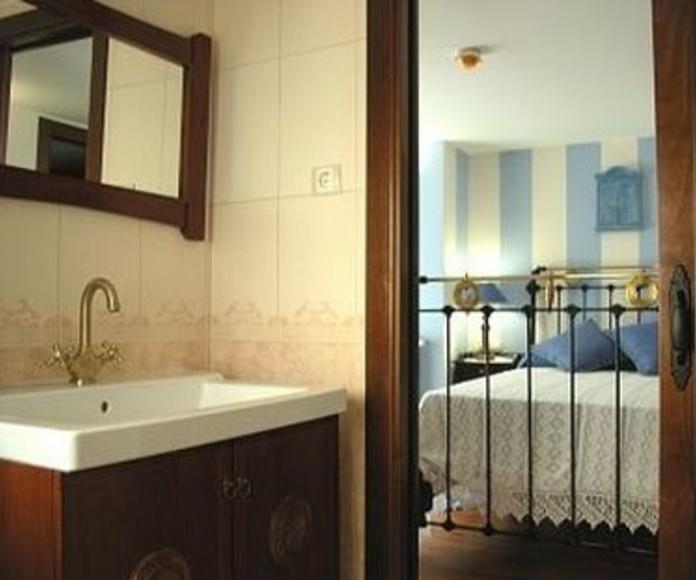 Características : Nuestras instalaciones de Hotel Rural El Denario
