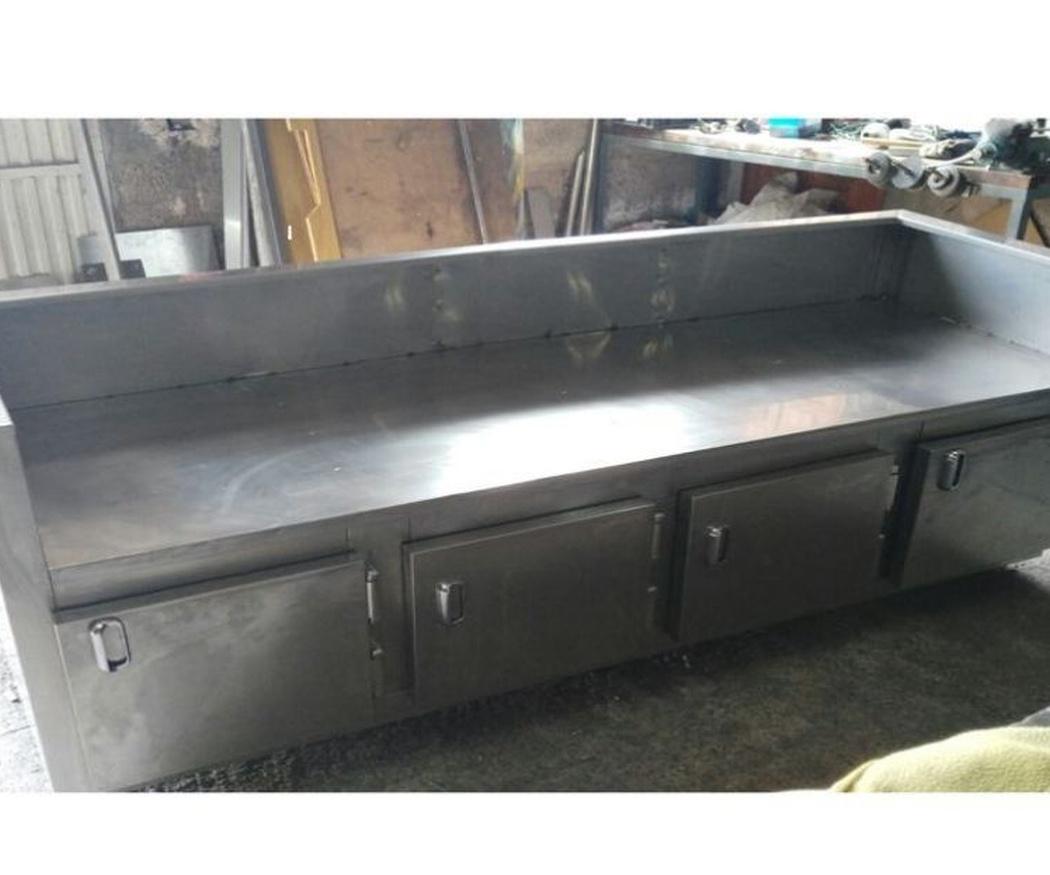 Ventajas de los muebles de acero inoxidable