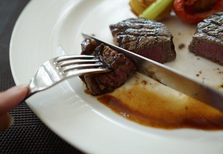 Saborea una rica carne de buey y cuida tu salud