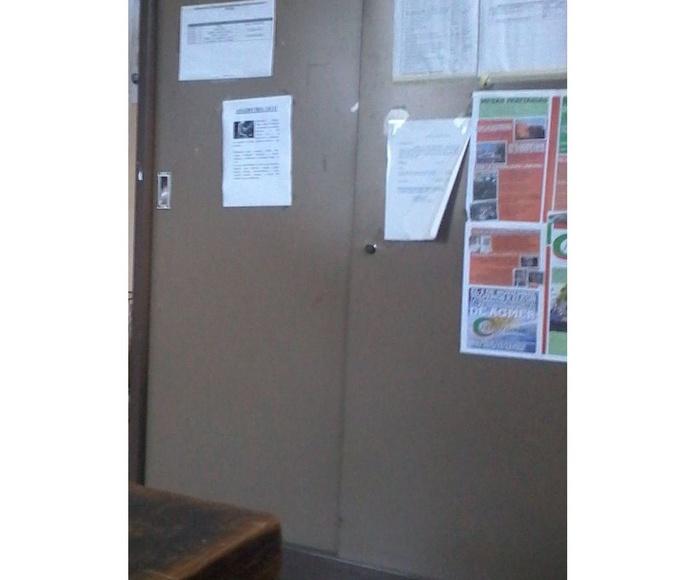 frentes de armario Getafe