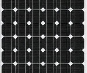 Placa fotovoltaica monocristalina 175W 24V