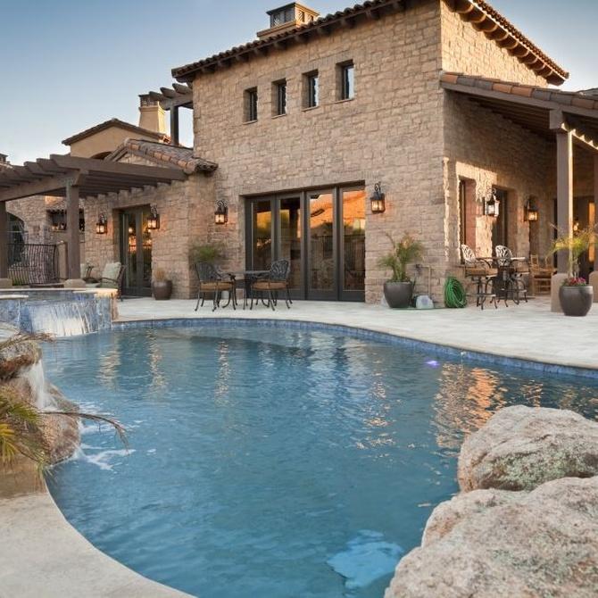 ¿Tengo que vaciar la piscina en invierno?