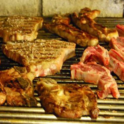 Carne en parrilla - Parrillada Buenos Aires A Coruña