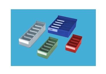 Cajas para estanterías