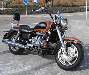 Restauración de motos