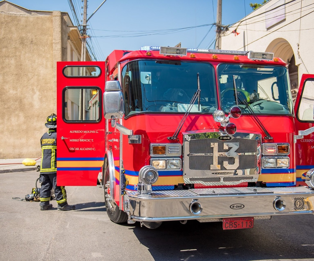 Qué hacer tras llamar a los bomberos