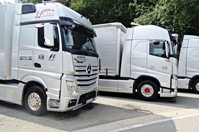 Los afectados por el cártel de los camiones podrán seguir reclamando hasta el 6 de abril de 2018