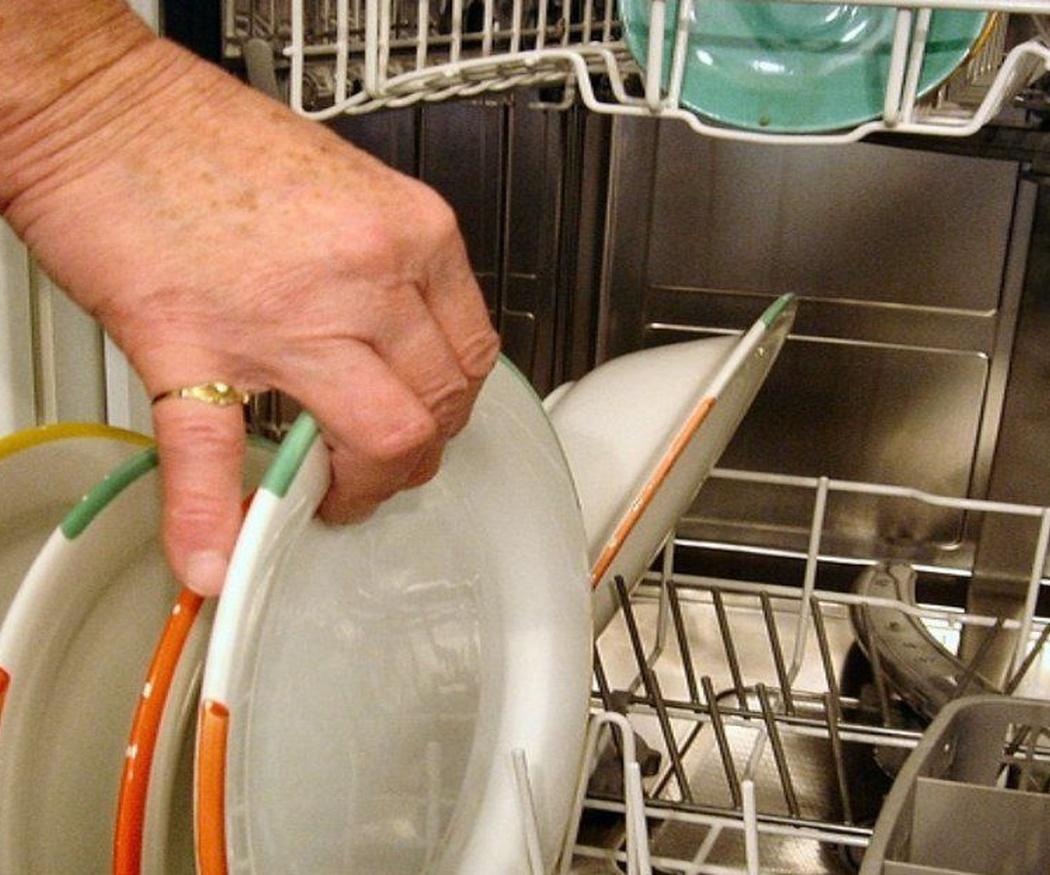 Así hay que usar el lavavajillas