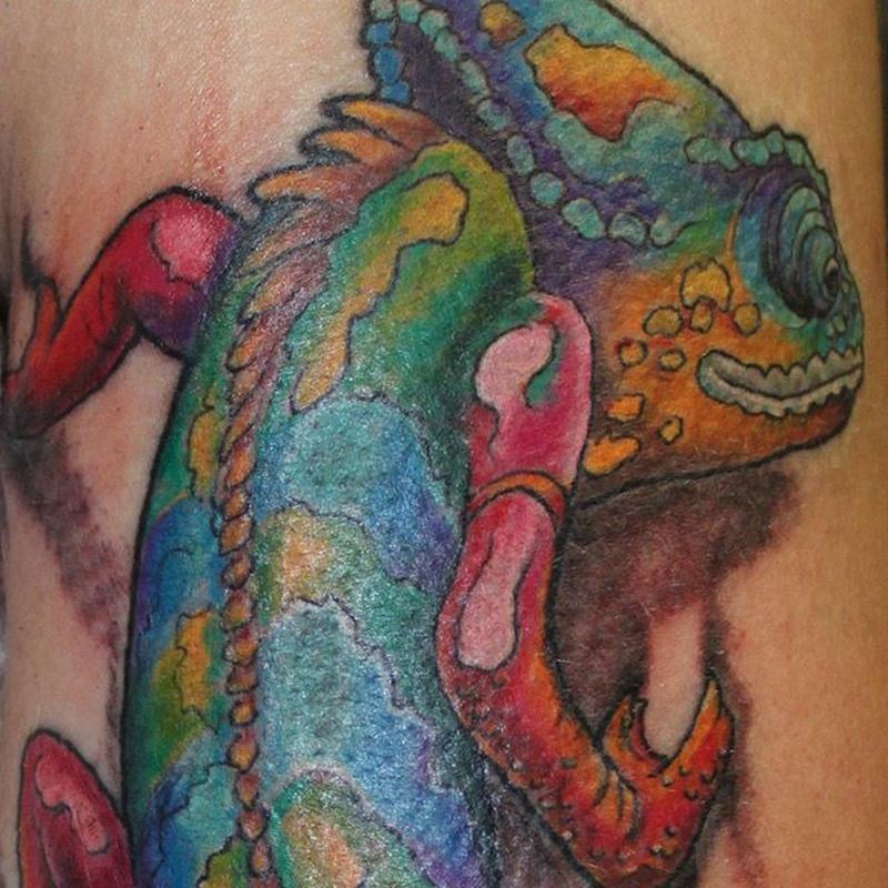 Tatuajes de color: Tattoo y exposiciones de Soulpeckers Tattoo & Gallery