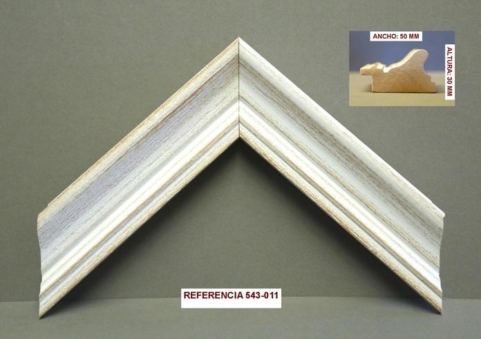 REF 543-011: Muestrario de Moldusevilla