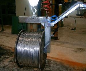Volteadores y manipuladores de bobinas en Cataluña