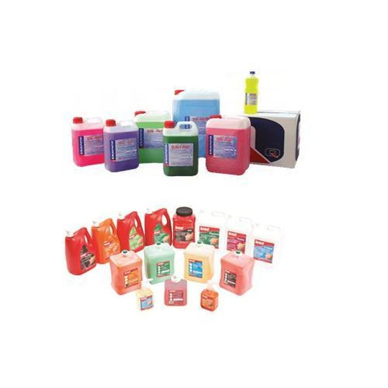 Productos Químicos: SERVICIOS Y PRODUCTOS de Val Servicios, S.L.