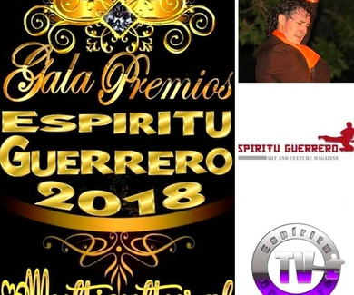 Premio Espiritu Guerrero a Pepe Vento
