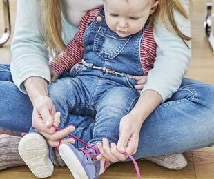 Como elegir los zapatos para niños