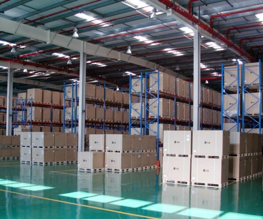 Ventajas del almacenaje industrial