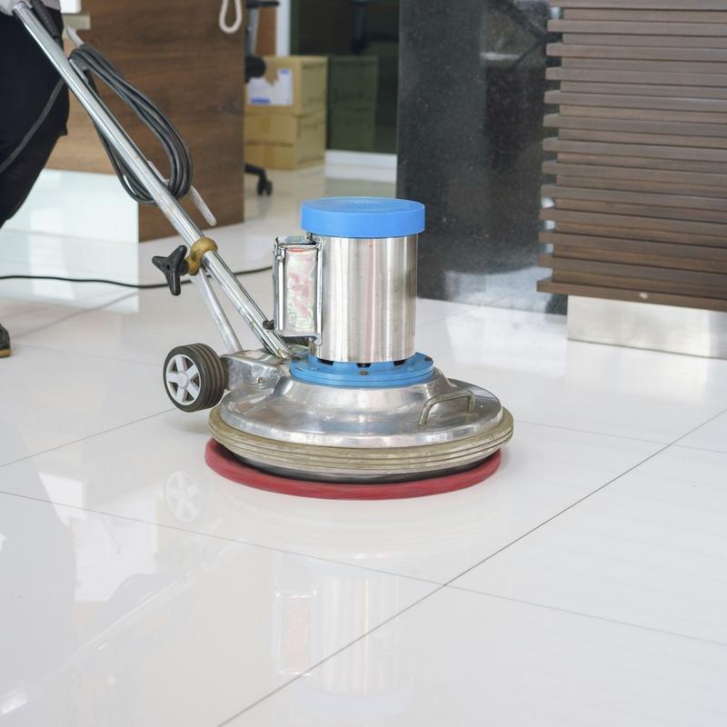 Pulido y cristalizado: Servicios de Limpiezas Luján