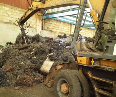 Gestores autorizados de residuos peligrosos