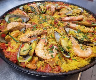 Our Savouries: Our dishes de La Flamenca Restaurante