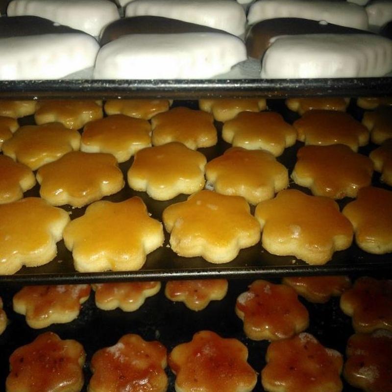 Pastas artesanas: Nuestros productos de Bollería y pastelería Mariano Hernández