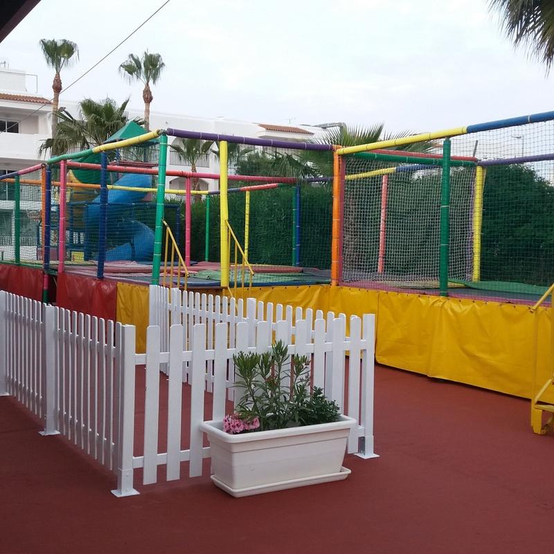 Instalaciones: Nuestros servicios de Gran Piruleto Park