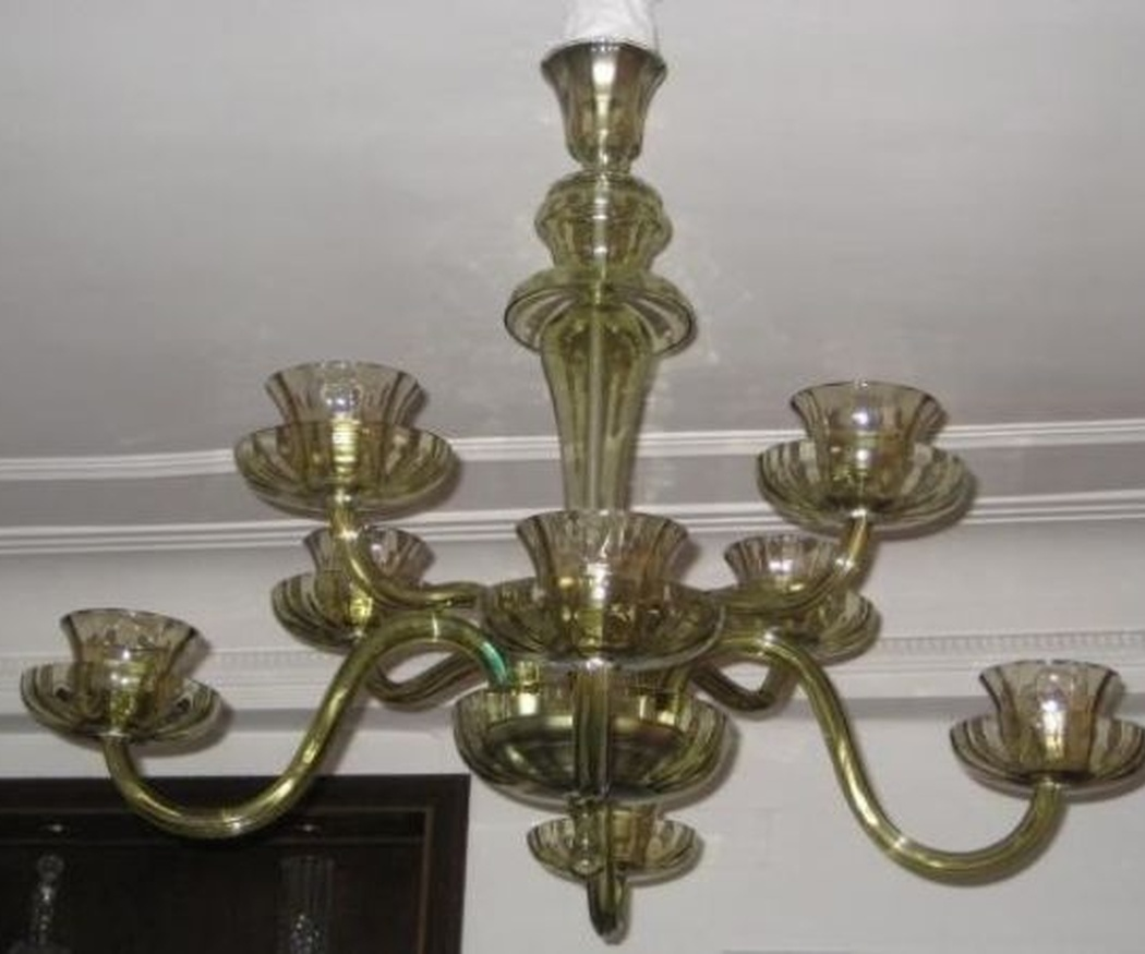Mantenimiento de lámparas de techo