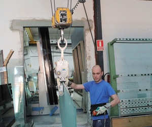 Cerramientos con cristal en Madrid