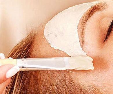 Tratamiento facial de silicio