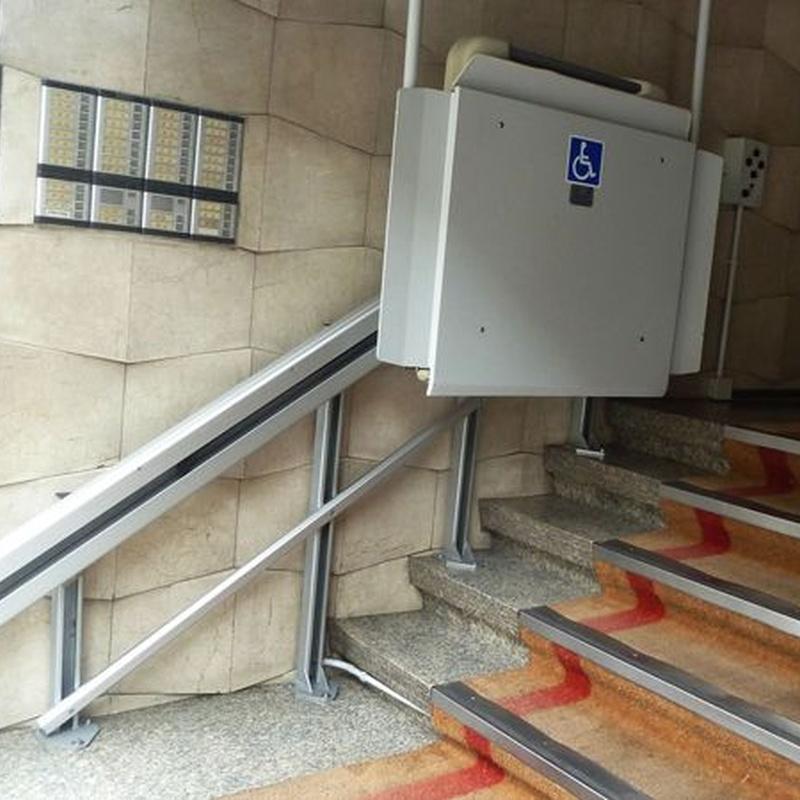 Plataformas elevadoras: Servicios de Zergonsa