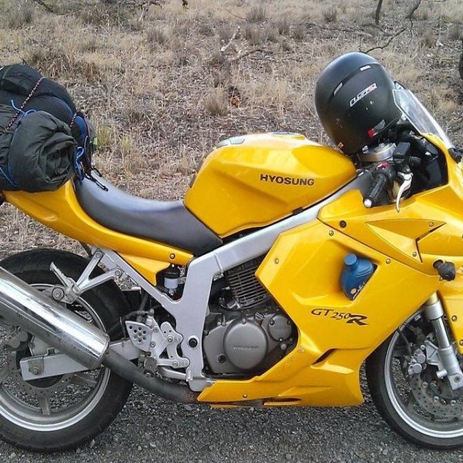 Equipamiento básico para la moto