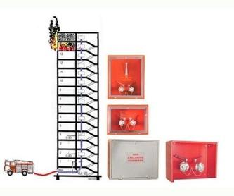 Bie's bocas de incendios equipadas: Productos y Servicios de Asecoin