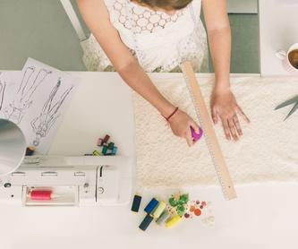 Ropa de hogar: Trabajos de Arreglos de Primera