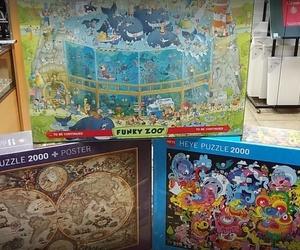 Selección de puzzles en Getafe