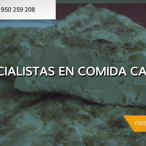 Comida para llevar en Almería | La Olla de la Lola