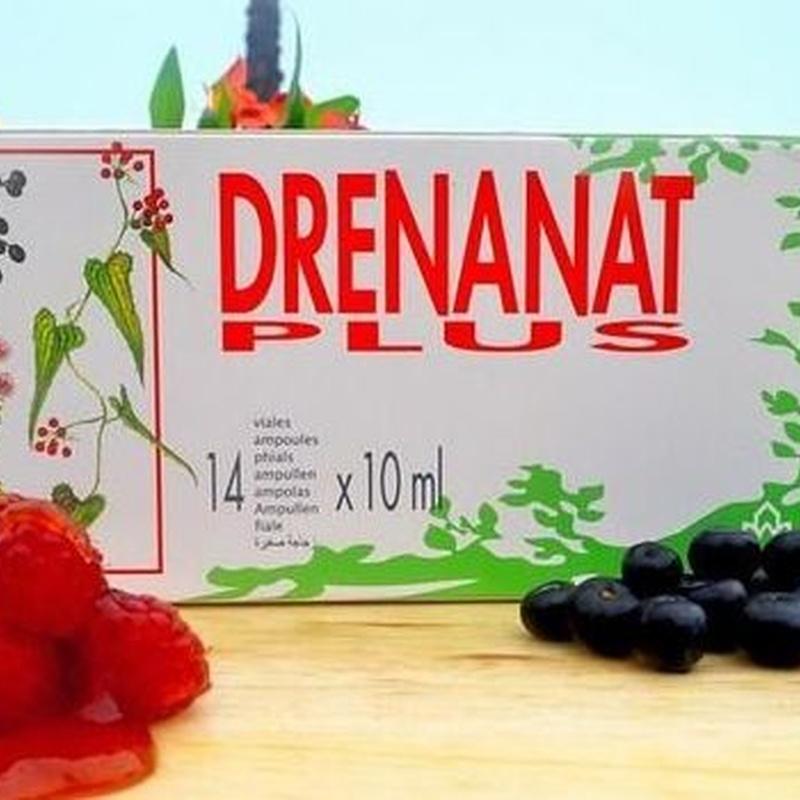 Drenanat plus viales en tu centro Dietetico Naturhouse Moratalaz: Complementos Quema grasa de Naturhouse Moratalaz