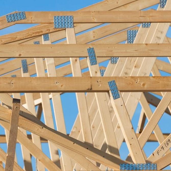 Ampliaciones de vivienda con carpintería de madera