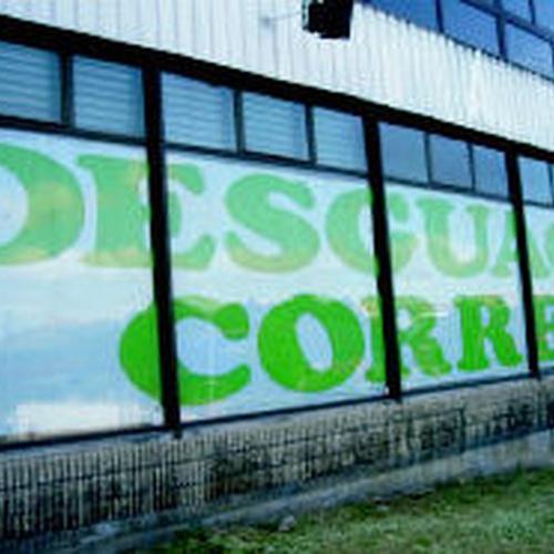Desguaces Correa en Trápaga