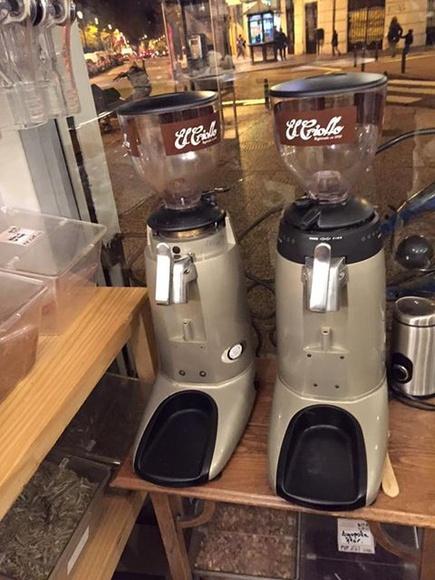 Café en grano o molido: Productos de Sin Huella