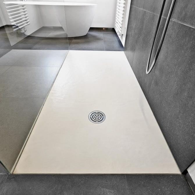 Tipos de platos de ducha (II)