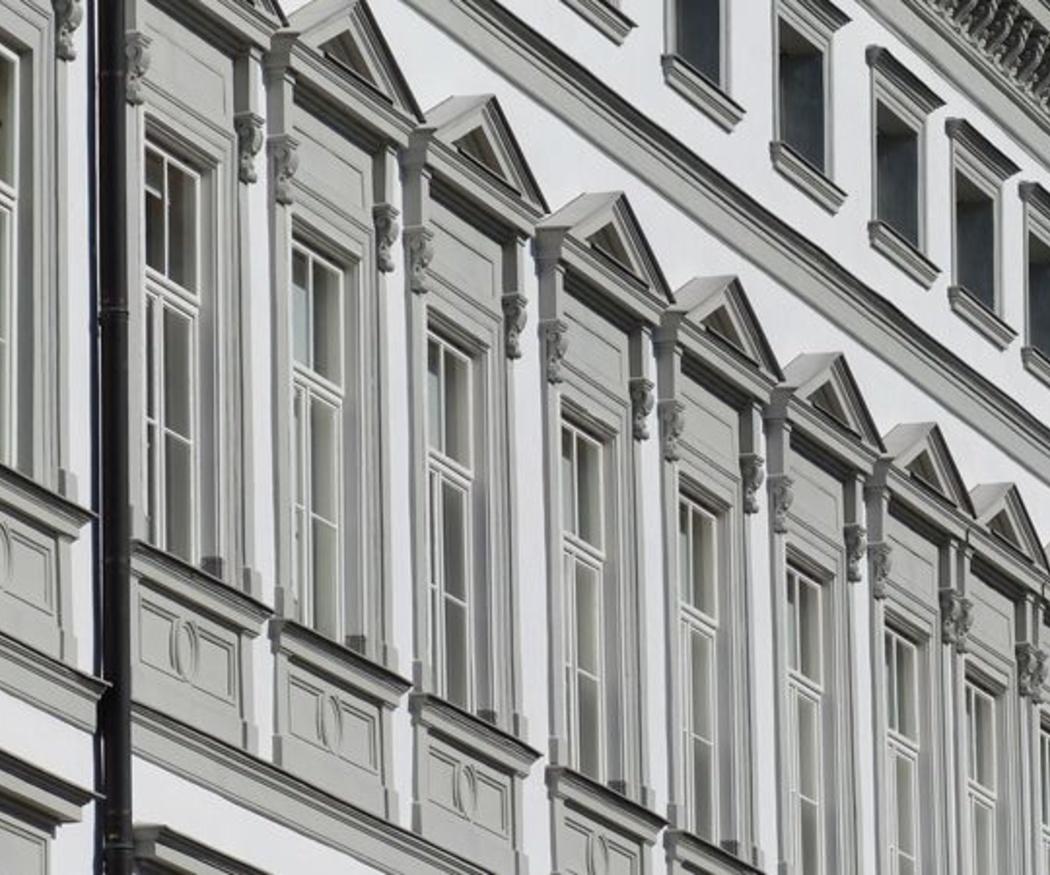 Renueva el aspecto de la fachada