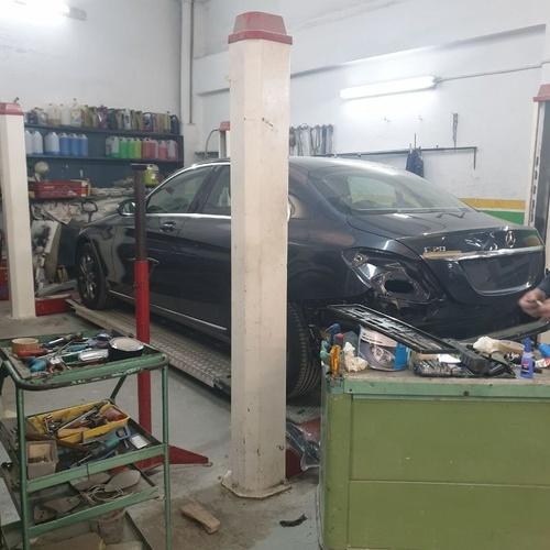 Reparar chapa y pintura Valencia
