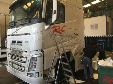Nuevo Camión para RL