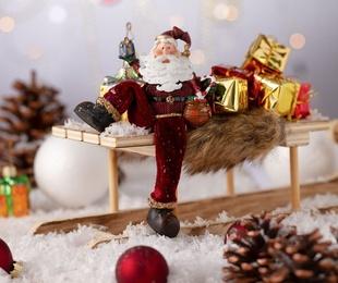 Menú Navidad infantil