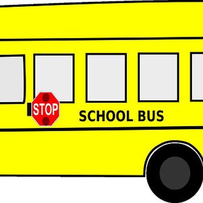 ¿En qué nos beneficiamos al confiar en los servicios de autobús escolar?