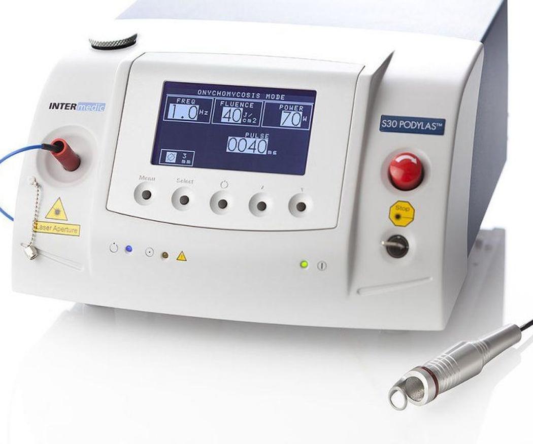 ¿Has probado la laserterapia podológica?