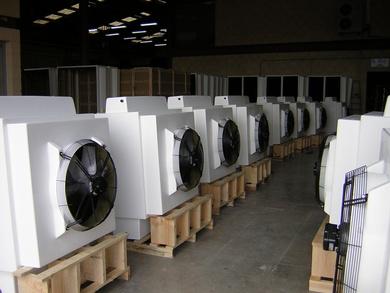 Refrigeración evaporativa: construcción y rehabilitación sostenible