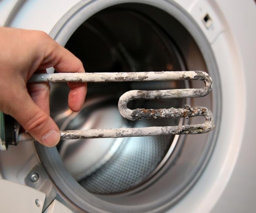 ¿Cómo afecta la cal a los electrodomésticos?
