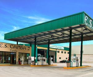 Estación de servicio Camba, Lugo