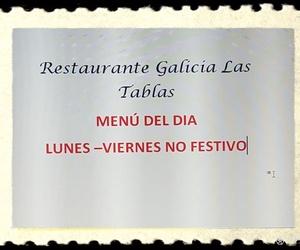 MENÚ DEL DÍA DE L-V no festivos