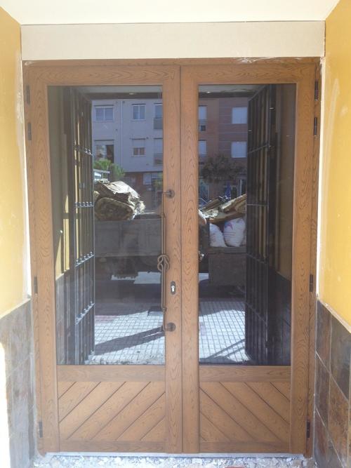 Fotos de Cerrajería en Azuqueca de Henares | Carpintería Metálica Alcarreña, S.L.
